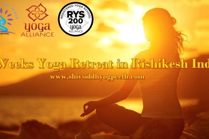 2 Weeks Yoga Retreats in Rishikesh