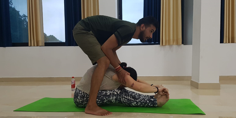 Meditation In Hatha Yoga Teacher Training In Rishikesh