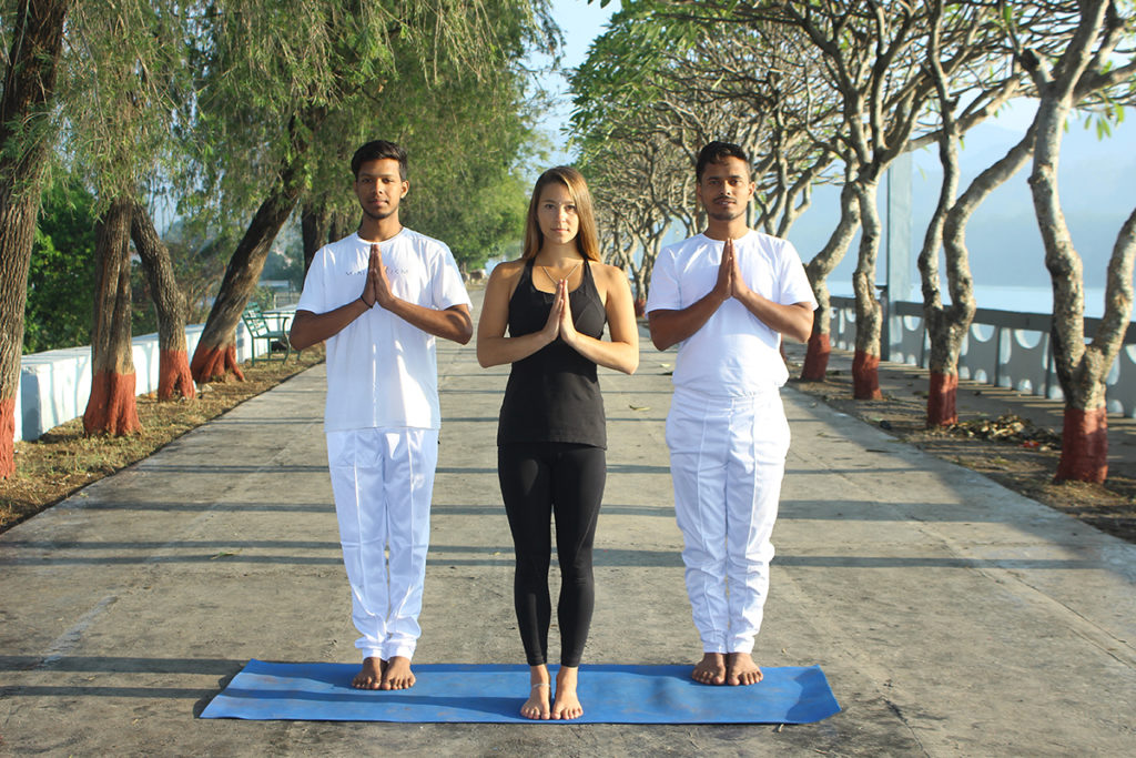 Meditation in Vinyasa Yoga Teacher Training in Rishikesh India